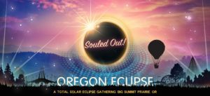 Oregon Eclipse August 2017