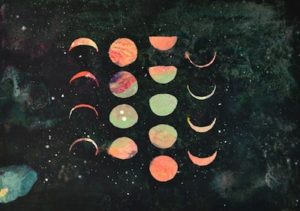 moons on side