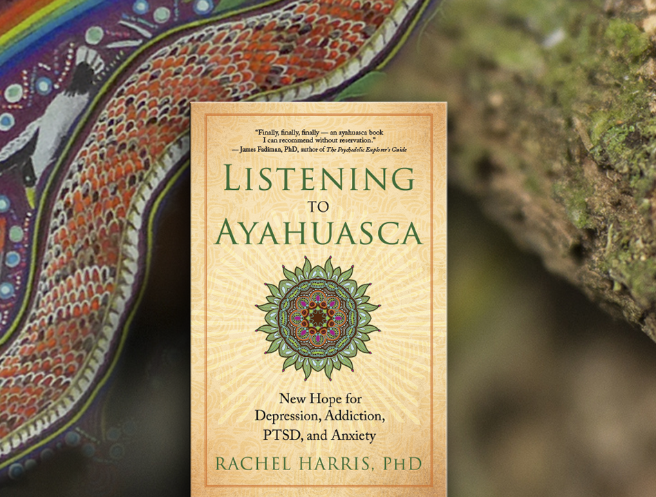 Listening to Ayahuasca (Replay) - Coyote Network News