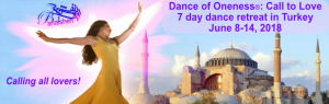 Call to Love Dance Retreat in Turkey